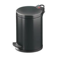 Pedal Bin T2 S - 4 Litre - Black - HLO-0704-859