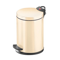 Pedal Bin T2 S - 4 Litre - Vanilla - HLO-0704-869