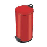 Pedal Bin T2 L - 19 Litre - Red - HLO-0520-839