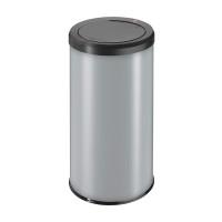 Big Bin Touch XL - 46 Litre - Silver - HLO-0845-120