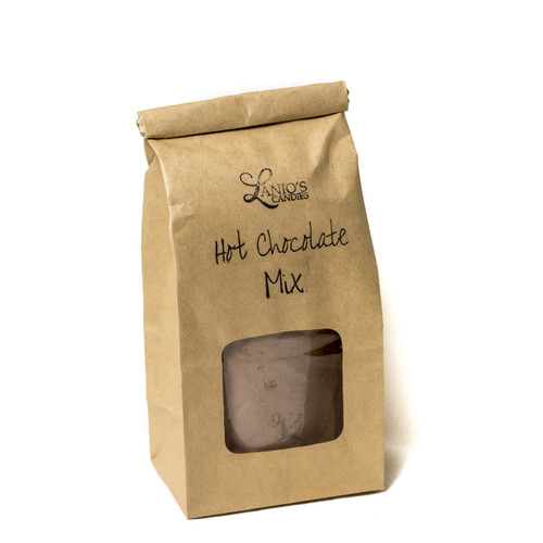 Hot Chocolate Kraft Bag