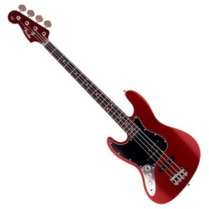 FENDER Japan Exclusive Aerodyne JAZZ BASS Left-Hand Candy Apple Red