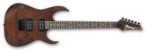 Ibanez Electric Guitar RG421CW CNF (Charcoal Brown Flat)