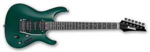Ibanez Electric Guitar SV5570D Prestage SGM (Screamer's Green Metallic)