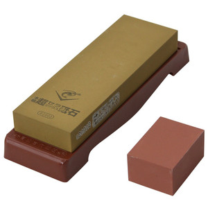 Naniwa Chosera SS-2000 Whetstone with Base - Ships from USA