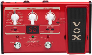 VOX StompLab 2B Modeling Bass Guitar Multi-Effects Pedal - Ships from Oregon USA