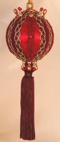 Handmade Christmas Ornaments - Silent Auction