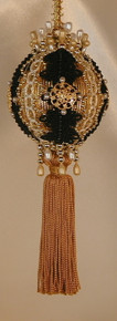 Handmade Christmas Ornaments - Marigold