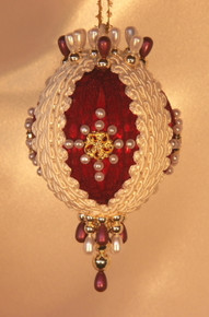 "Handmade Christmas Ornaments ""Starr"""