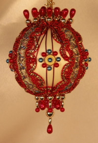 "Handmade Christmas Ornaments ""Sarabella"""