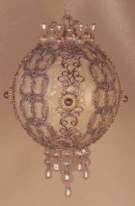"Handmade Christmas Ornaments ""Salma"""