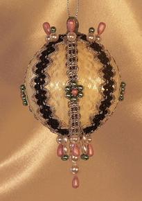 "Handmade Christmas Ornaments ""Prom Night"""