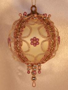 "Handmade Christmas Ornaments ""Natalie"""