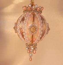 "Handmade Christmas Ornaments ""LilyAnne"""