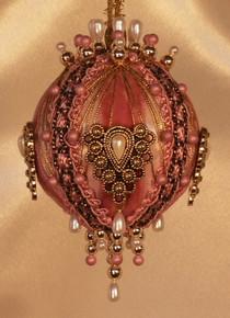 """Handmade Christmas Ornaments """"Eudora"""""""