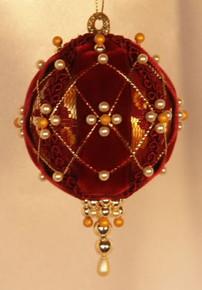 "Handmade Christmas Ornaments ""Gazebo"""