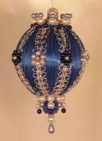 """Handmade Christmas Ornaments """"Bonita"""""""