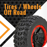 /tire and wheels off road