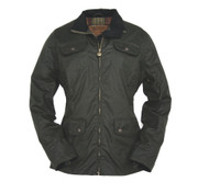 Women's Outback Trading Under the Wire Oilskin Jacket