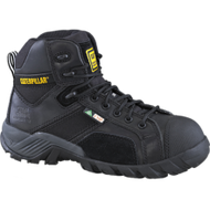 Women's CAT Black Argon Hi Composite Toe Safety Boot