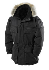 Men's Quartz Co. Town & Country Down Winter Coat