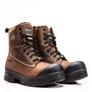 "Men's Royer 8"" Metal Free Safety Boot FREE SHIPPING"