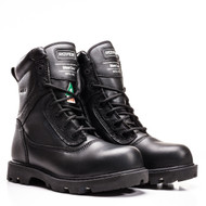 "Men's Royer 8"" Metal Free Safety Boot with Zipper FREE SHIPPING"
