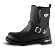 Women's Milwaukee Afterburner Bike Boot with Zippers