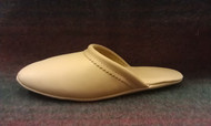 Women's Bastien Moosehide Leather Slippers / Slip-on Moccasins