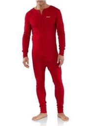 Men's Carhartt Midweight Cotton Union Suit