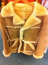 Full-Length Sheepskin Jacket