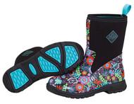 Women's Muck Breezy Mid Neoprene Rubber Boot