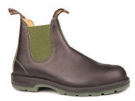Blundstone 1402 Green and Brown with Two Tone Sole *FREE SHIPPING*