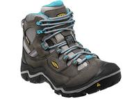 Women's Keen Durand Mid WP Gargoyle/Capri Breeze Hiking Boot