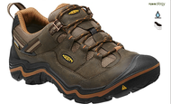 Men's Keen Durand Low Waterproof Cascade Brown/Glazed Ginger Hiking Shoe