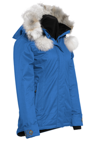 Women's Quartz Co. Anouk Saphire Coat