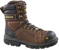 "Men's CAT Hauler 8"" Composite CSA Safety Boot"