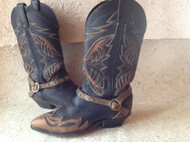 Women's boot straps