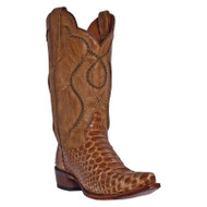 Men's Dan Post Python Snip Toe Western Boot