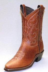 Women's Abilene Brown Short Western Boot