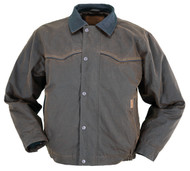 "Outback Trading ""Trailblazer"" Oilskin Jacket"