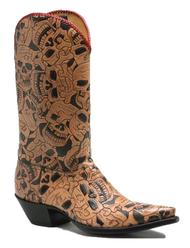 Men's Liberty Boot Co.'s 62 Muertos Cowboy Boot