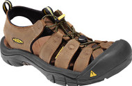 Men's Keen Newport Bison Leather Sandal