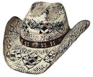 """Bullhide """"Girl Next Door"""" Straw Hat"""