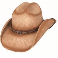 "Bullhide ""Trail Boss"" Straw Hat"