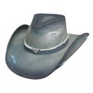 "Bullhide ""Most Wanted"" Denim Hat"