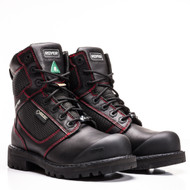 "Royer 10-9900 Gore-Tex Metal Free 8"" CSA Safety Boot FREE SHIPPING"