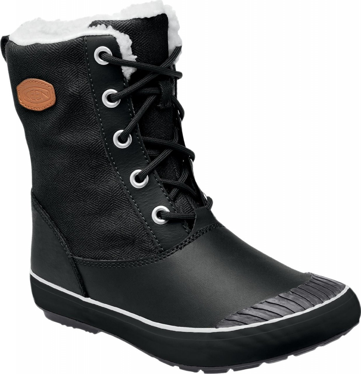 36633b946b1 Women's Keen Elsa Black Winter Boot