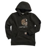 Kids' Carhartt Big Camo C Sweatshirt