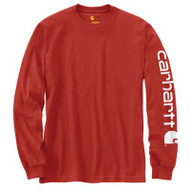 Carhartt Longsleeve Logo Shirt